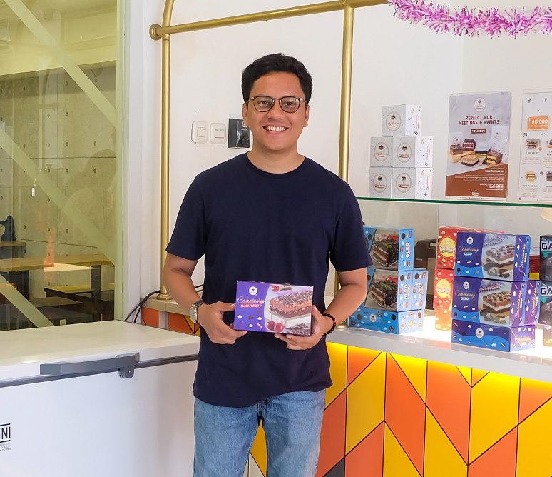 Cara Menjadi Entrepreneur di Usia Muda – Arief Muhammad